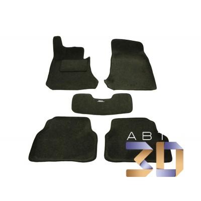 3D коврики BMW Sedan 5 E60 2003-2010 Boratex