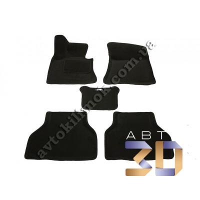 3D коврики BMW X5 II E70 2007 -2013, X6 2007-2014 Boratex