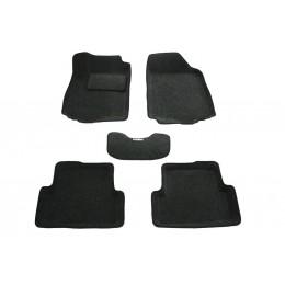 3D коврики Chevrolet Aveo 2012- T300 Boratex