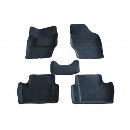3D коврики Citroen C4 2011- B7 Boratex