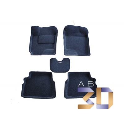 Коврики 3D Hyundai Getz 2002-2011 в салон кузова TB Boratex