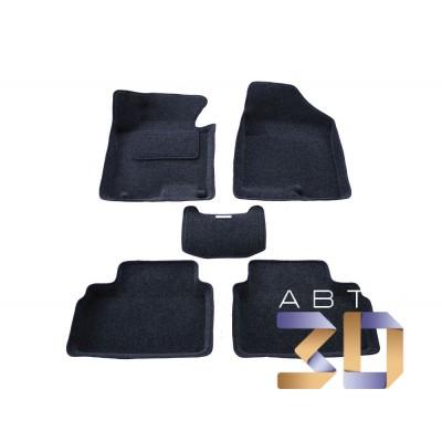 Коврики 3D Hyundai i30 2 2011-2013 в салон кузова GD Boratex