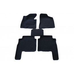 3D коврики Hyundai Santa FeFL (II) 2010-2012 CM Boratex