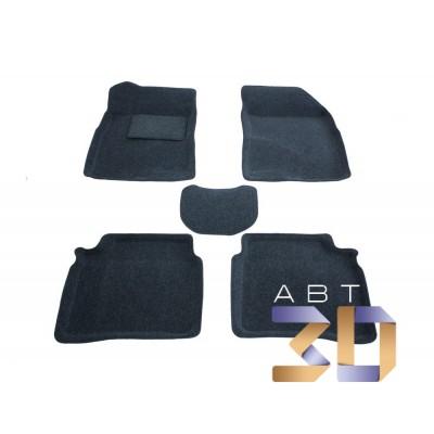 Коврики 3D Hyundai Sonata 2001-2011 в салон кузова EF/NF Boratex