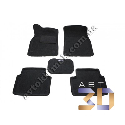 Коврики 3D Infinity QX70 2008-2015 в салон кузова S51 Boratex