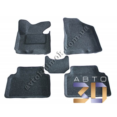 3D коврики Kia Sportage 2010-2015 SL Boratex