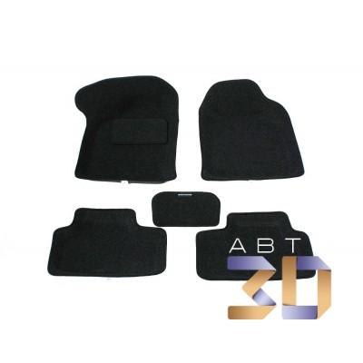 Коврики 3D ВАЗ 2108 в салон кузова любого года Boratex