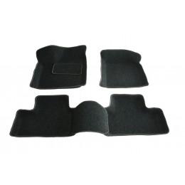 3D коврики ВАЗ 2110, 2111, 2112 Boratex