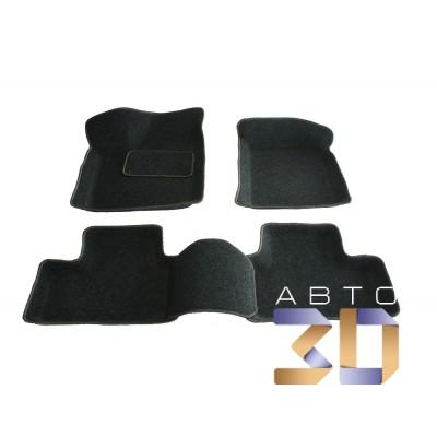 Коврики 3D ВАЗ 2110 в салон кузова любого года Boratex