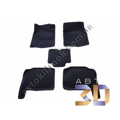 Коврики 3D Lexus LX-570 2012-2018 в салон URJ201 Boratex
