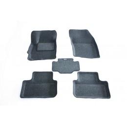 3D коврики Mitsubishi ASX 2010- GA1 W-3W/ Peuqeot 4008 2012 Boratex
