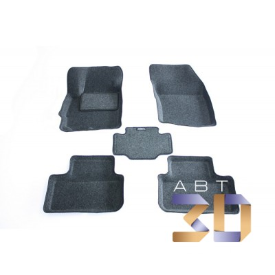 Коврики 3D Mitsubishi ASX 2010-2013 в салон кузова GA1W-3W Boratex