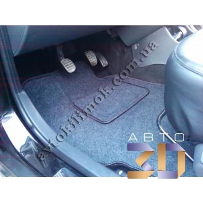 Коврики 3D Nissan Almera 2013-2018 в салон кузова седан Boratex