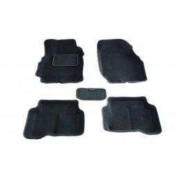 3D коврики Nissan Almera Classic 2005-2012 B10 Boratex