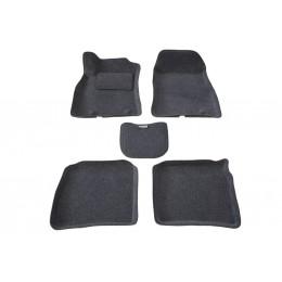 3D коврики Nissan Sentra 2014- / TIIDA 2015 Boratex
