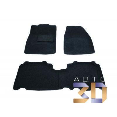 Коврики 3D Opel Antara 2012, 2013, 2014 в салон кузова LO7 Boratex