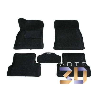 Коврики 3D Opel Astra 2004-2010 в салон кузова H Boratex