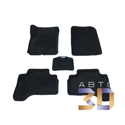 Коврики 3D Suzuki Vitara 2005-2013 в салон кузова JT Boratex