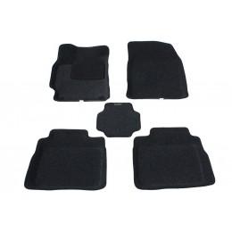 3D коврики Toyota Camry 2011- V50,55 Boratex