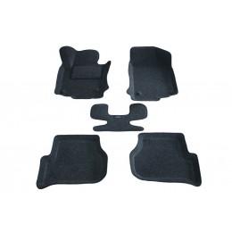 3D коврики Volkswagen Jetta 5 (V) 2005-2010 Boratex