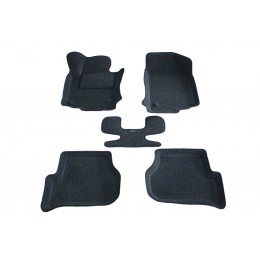 3D коврики Volkswaqen Jetta 5 (V) 2005-2010 (BRTX-1051) (место 72)  Boratex