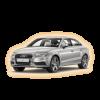 Коврики Audi A6 2011-2018 в салон кузова C7