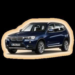 BMW X3 (F25) 2011 и выше
