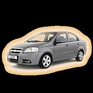 Chevrolet Aveo (T200 Т250) 2003-2011