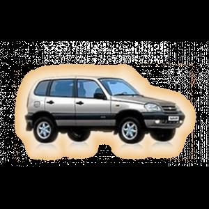 Chevrolet Niva (FAM1) 2002-2009