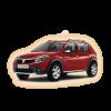 Коврики Dacia Sandero Stepway в салон кузова 2010- и выше
