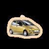 Коврики Daewoo Matiz в салон кузова 2001-2015