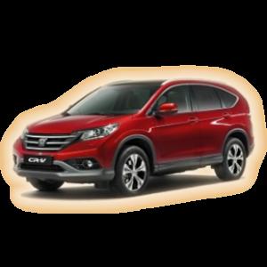 Honda CR-V IV (RM1–RM4) 2012-