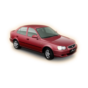 Hyundai Accent (LC) 2001-2005