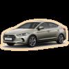 Коврики Hyundai Elantra 2016- и выше в салон кузова AD