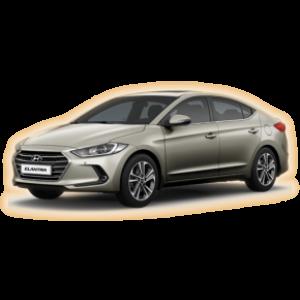Hyundai Elantra 6 AD 2016-
