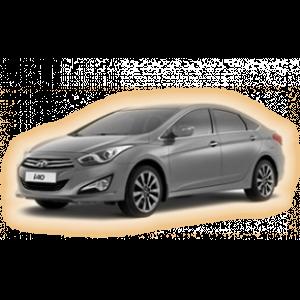 Hyundai I40 (VF) 2012-
