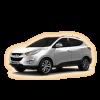 Коврики Hyundai ix-35 2010-2015 в салон кузова LM