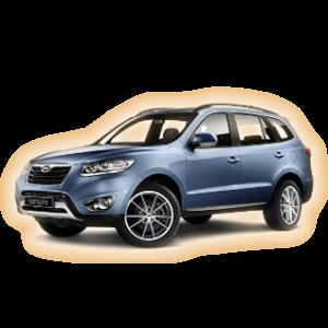 Hyundai Santa Fe (CM) 2006-2012