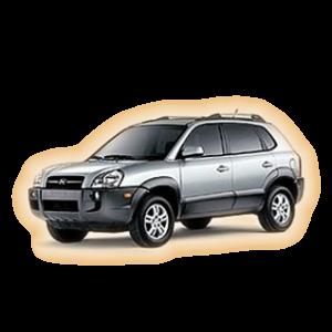 Hyundai Tucson (JM) 2003-2009
