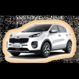 KIA Sportage IV (QL) 2016 -