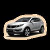 Коврики Kia Sportage 2010-2015 в салон кузова SL