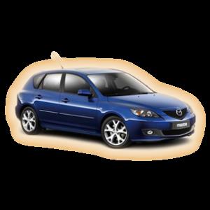 Mazda 3 (BK) 2003-2009