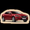 Коврики Mazda 6 в салон кузова 2013- и выше