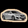 Коврики Mazda 6 2008-2012 в салон кузова GH