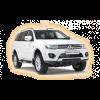 Коврики Mitsubishi Pajero Sport 2008-2016 в салон кузова KHO
