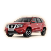 Коврики Nissan Terrano в салон кузова 2014 и выше года