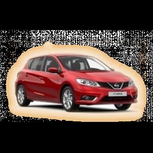 Nissan Tiida (C11) 2015 -