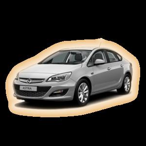 Opel Astra (J) 2009-2015