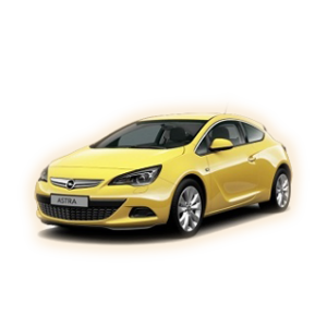 Opel Astra (J) GTC