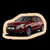 Коврики Peugeot 4008 в салон кузова 2012-2017